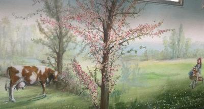 Décor mural panoramique