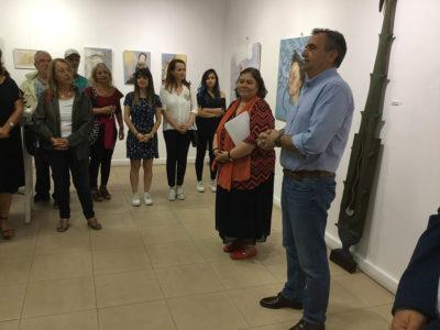Expo Artclan à Ayvalik
