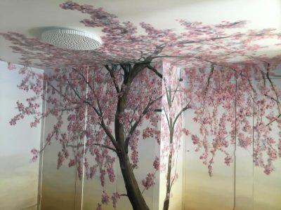 arbre espace privé
