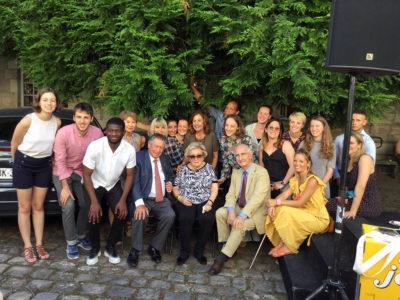 Cérémonie Fondation juillet 2018