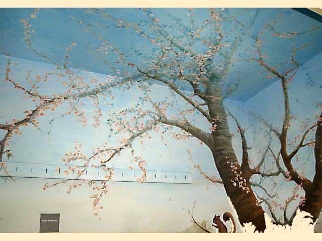 UMJ - Centre Hospitalier de Jossigny - UMJ  - Décor Mural