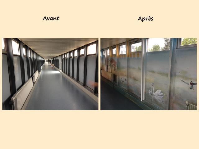 AV71-AP65-Sevran-Avant d cor 4-Centre Hospitalier Universitaire  Ren -Muret-Sevran-Avant-6 v2