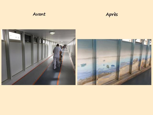 AV72-AP68-Sevran-Avant d cor 4-Centre Hospitalier Universitaire  Ren -Muret-Sevran-Avant-6 v2