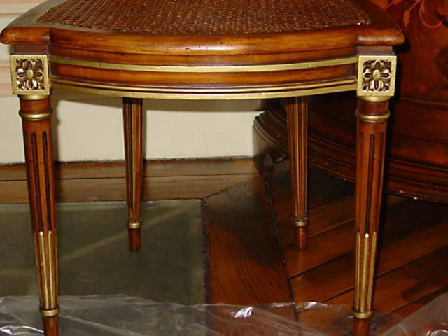 Dorures sur meuble - Prestige - Hôtel particulier
