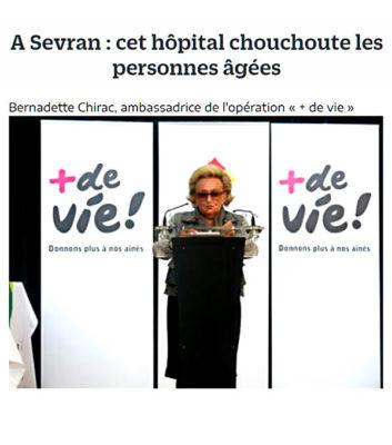 Sevran Le Parisien 2015